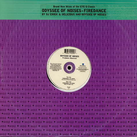 Odyssee Of Noises - Firedance (Remixes)