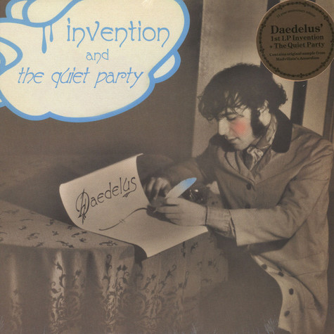 Daedelus - Invention & The Quiet Party 15 Year Anniversary Colored Vinyl Edition
