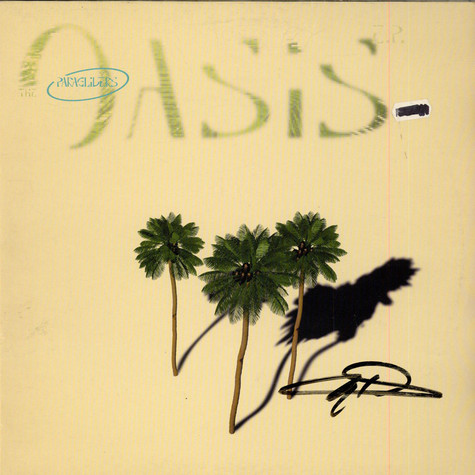Paragliders - The Oasis E.P.