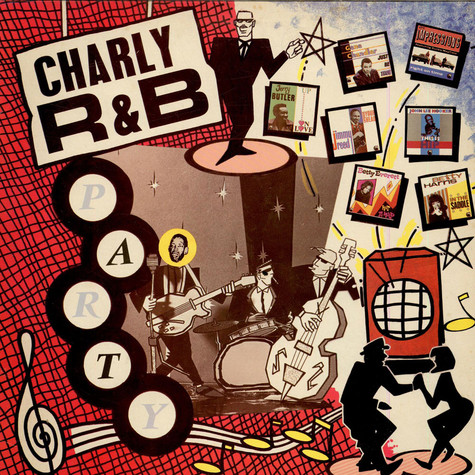 V.A. - Charly R & B Party