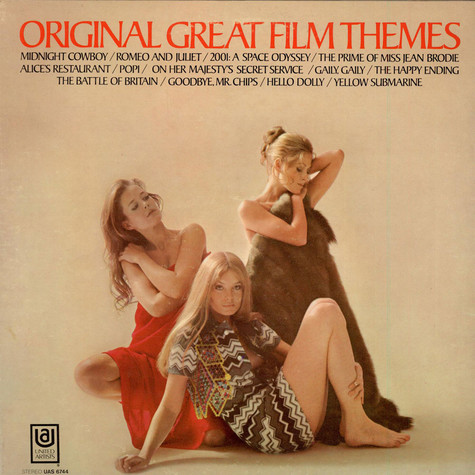 Unknown Artist - Original Great Film Themes