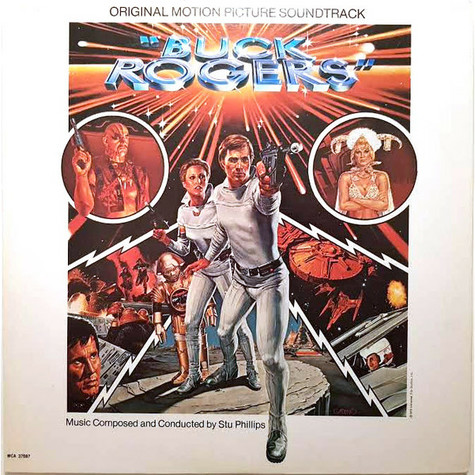 Stu Phillips - OST Buck Rogers In The 25th Century