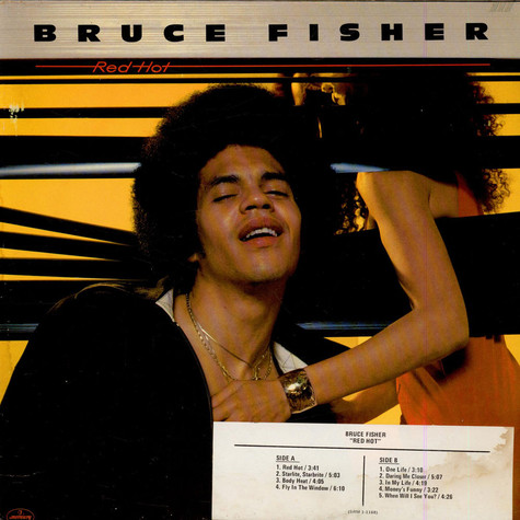 Bruce Fisher - Red Hot