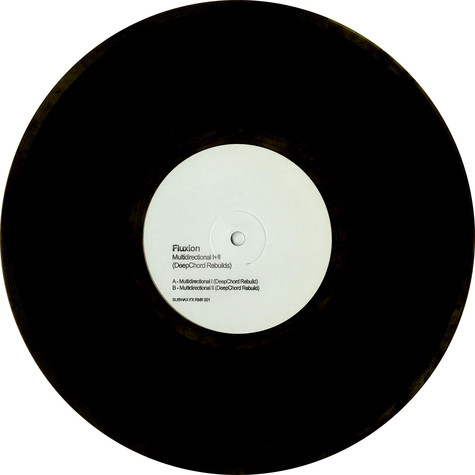 Fluxion - Multidirectional I+II Black Vinyl Edition