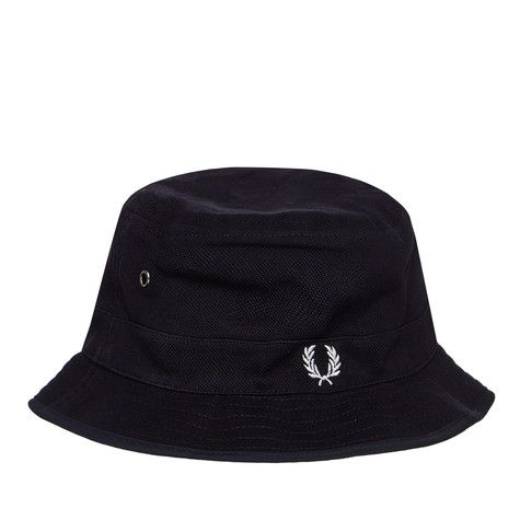 0e44748c Fred Perry - Pique Reversible Fishermans Hat (Navy) | HHV