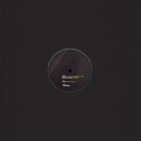 Kevin Saunderson VS. Kink / Dubfire / Marc Houle - KMS 30th Anniversary EP