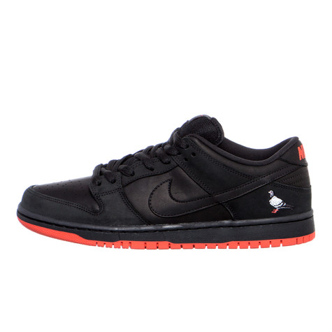 "Nike SB - Dunk Low TRD QS ""Black Pigeon"""