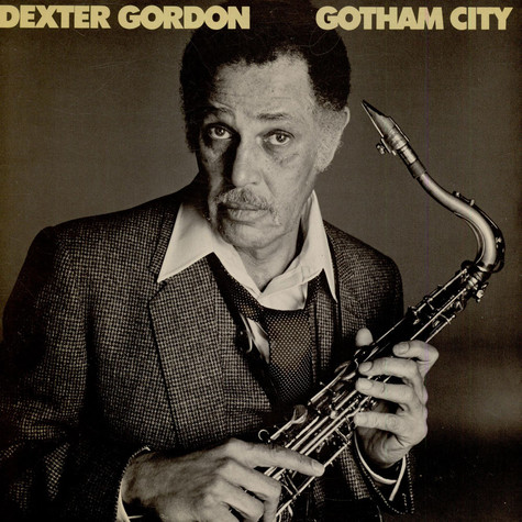Dexter Gordon - Gotham City