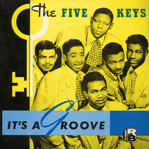 The Five Keys - It's A Groove