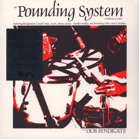 Dub Syndicate - The Pounding System
