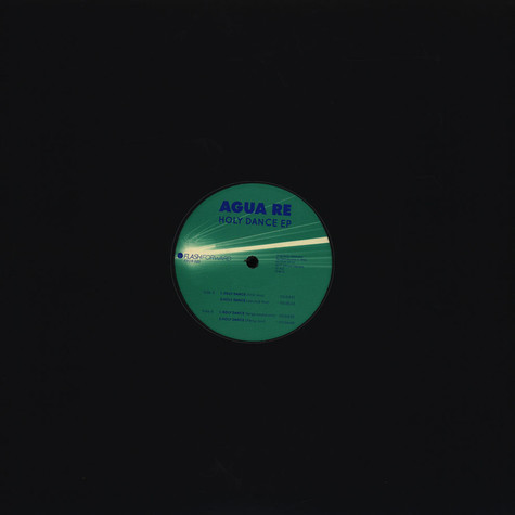 Agua Re - Holy Dance Black Vinyl Version
