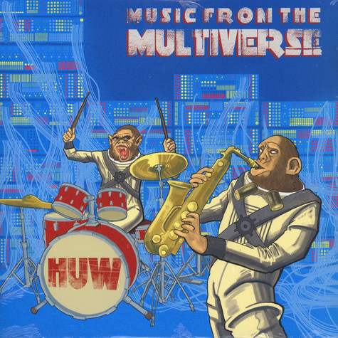 HUW - Music From The Multiverse