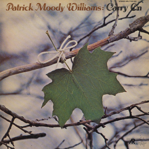 Patrick Williams - Carry On