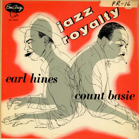 Count Basie and Earl Hines - Jazz Royalty