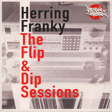 Herring Franky - The Flip & Dip Sessions Black Viny Edition