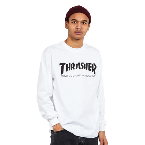Thrasher - Skate Mag Long Sleeve