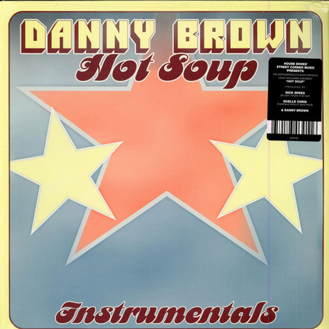 Danny Brown - Hot Soup Instrumentals