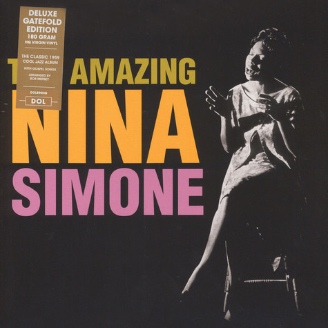 Nina Simone - The Amazing Nina Simone Gatefold Sleeve Edition