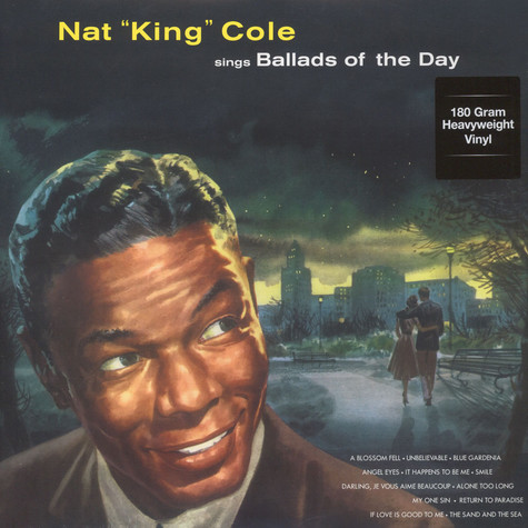 Nat King Cole - Sings Ballads Of The Day