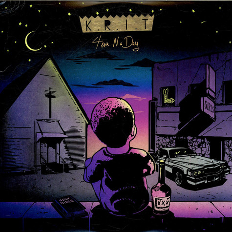 Big K.R.I.T. - 4eva Na Day