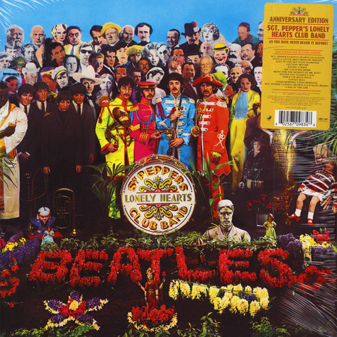 Beatles, The - Sgt. Pepper's Lonely Hearts Club Band 2017 Stereo Mix