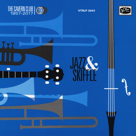 V.A. - The Cavern Club - The Jazz & Skiffle Years Special 60th Anniversary Collector's Edition