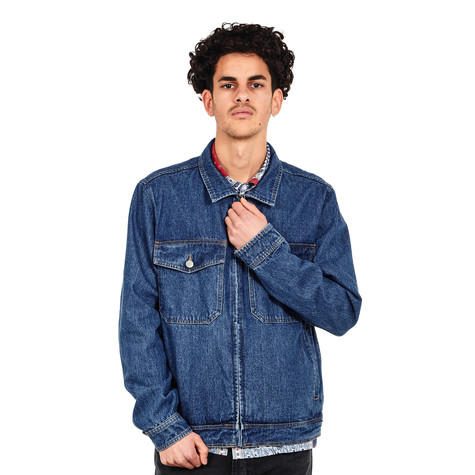 Stüssy - Denim Garage Jacket