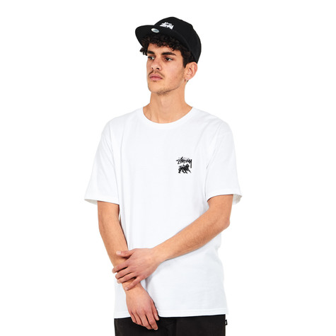 Stüssy - Lion Shield Tee