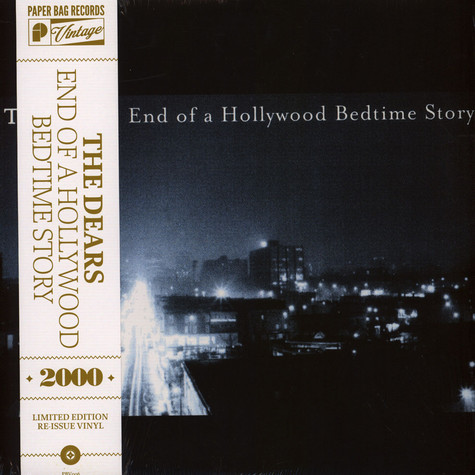 Dears, The - End Of A Hollywood Bedtime Story