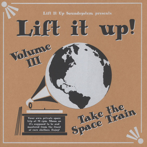V.A. - Lift It Up Volume 3