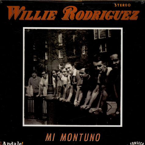 Willie Rodriguez And His Orchestra - Mi Montuno
