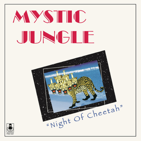 Mystic Jungle - Night Of Cheetah