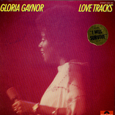 Gloria Gaynor - Love Tracks
