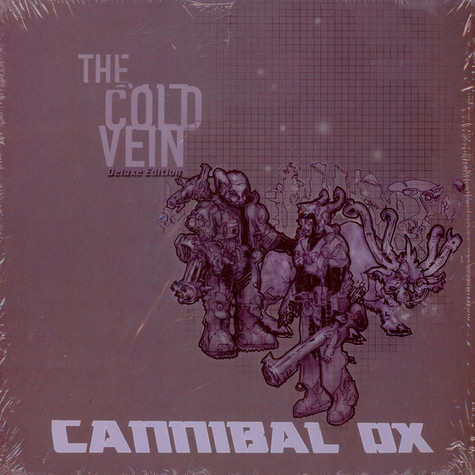Cannibal Ox - The Cold Vein