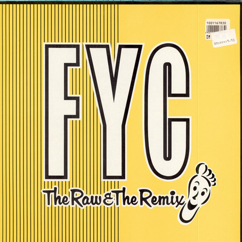 Fine Young Cannibals - The Raw & The Remix