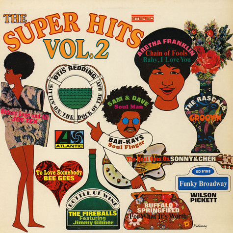 V.A. - The Super Hits Vol. 2