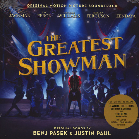 V.A. - OST The Greatest Showman