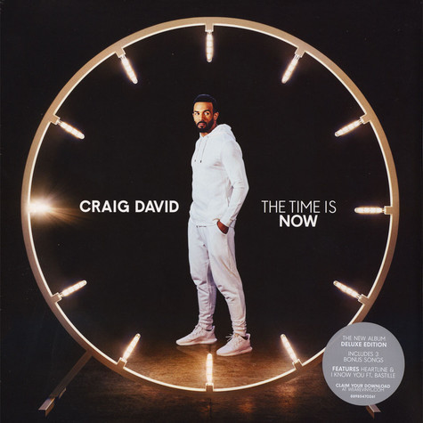 Craig David - Time Is Now