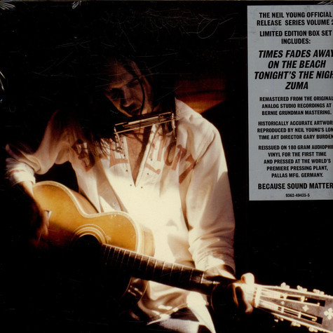 Neil Young - Official Release Series Discs 5-8