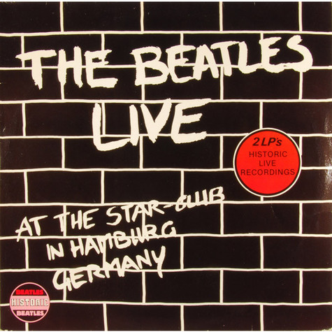 The Beatles - Live At The Star-Club In Hamburg Germany
