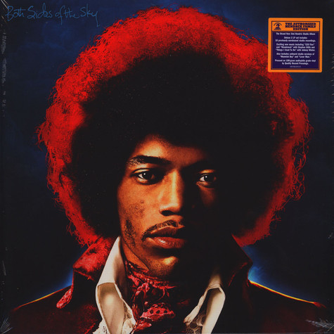 Jimi Hendrix Both Sides Of The Sky Vinyl 2lp 2018
