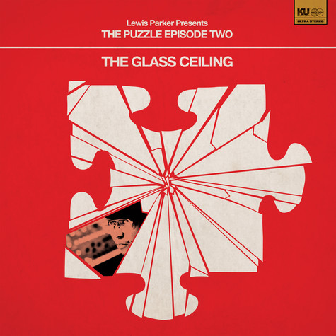 Lewis Parker - The Puzzle Episode Two: The Glass Ceiling Black Vinyl Edition