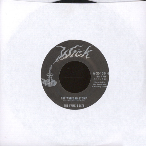 Fame-Beats, The - Don't Tell No Lies / The Watford Stomp