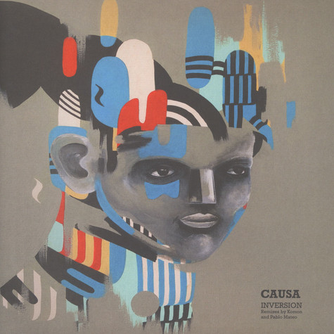 Causa - Inversion Komon & Pablo Mateo Remixes