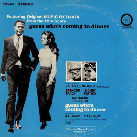 Frank De Vol - Guess Who's Coming To Dinner