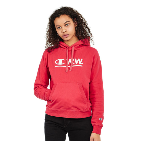 Champion x Wood Wood - Ilona Womens Hooded Sweater