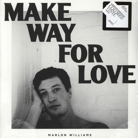 Marlon Williams - Make Way For Love Colored Vinyl Edition