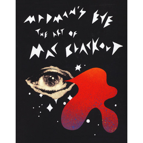 Mac Blackout - Madam's Eye: The Art Of Mac Blackout