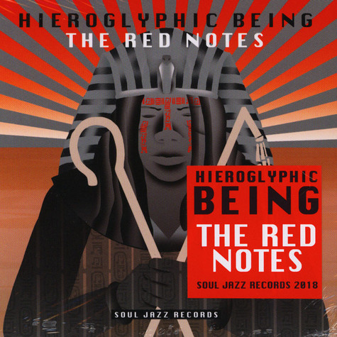 Hieroglyphic Being - The Red Notes