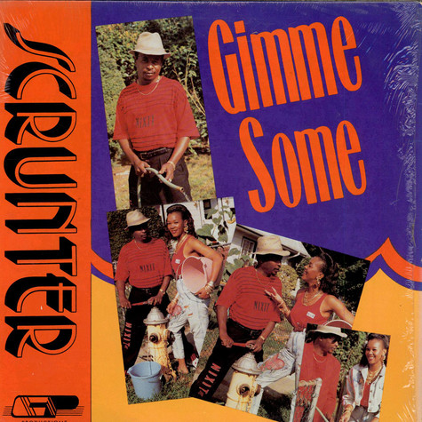 Scrunter - Gimme Some